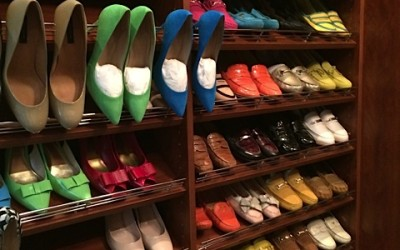 10 Tips for Organized Shoe Storage